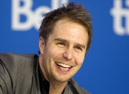 WATCH LIVE: Actor Sam Rockwell Talks Starring Alongside Anna Kendrick In 'Mr. Right'