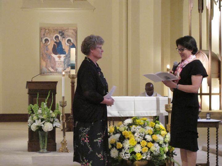 Taryn Stark makes her final vows.
