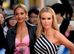 BGT's Amanda Reveals Why She And Alesha Will Never Fall Out