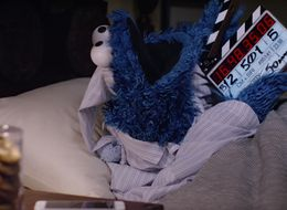 Cookie Monster's Apple Ad Was Joyful, The Outtakes Are Even Better
