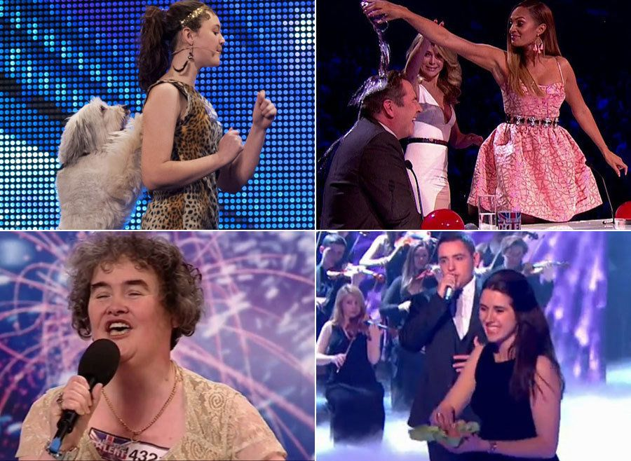 15 Of Britain's Got Talent's Most Memorable Moments