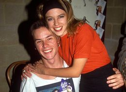 Kylie Set To Reunite With 'Neighbours' Co-Star In New Movie