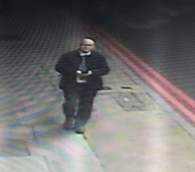 Semple was last seen on CCTV camera near London