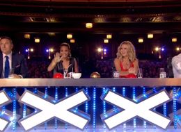 'BGT' Suffers Technical Glitch During Terrible Audition