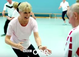 Viewers Dazzled By 'Stunning' Angela Rippon