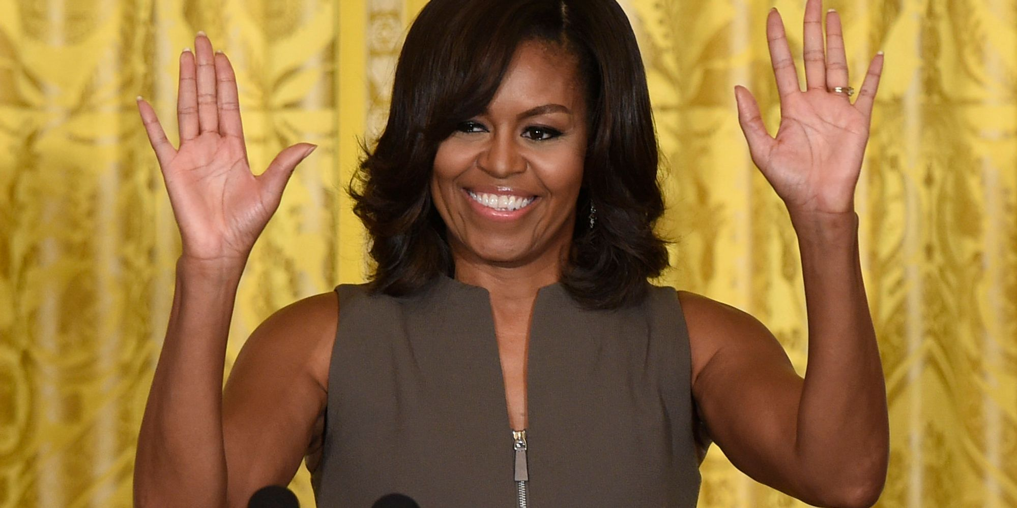 Michelle Obama Has A New Favorite Color | The Huffington Post