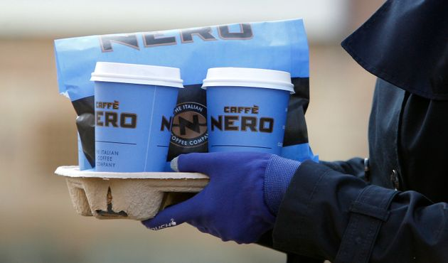 Caffè Nero Gives All Staff National Living Wage, But Ends Their Free Breaktime