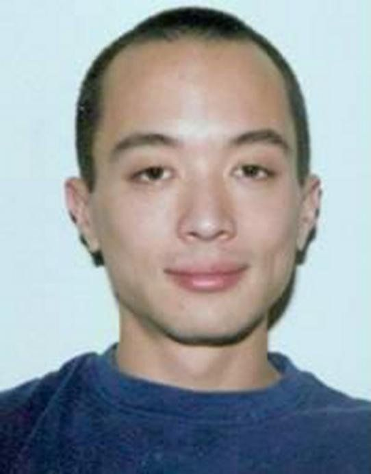 Kevin Patrick Dawes is seen in this 2010 photo provided by the FBI.