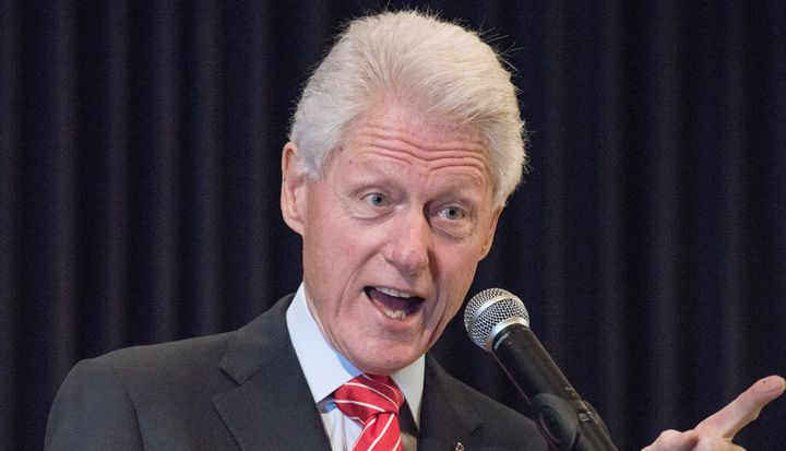"""Bill Clinton told protesters this week that <a href=""""https://www.huffpost.com/entry/bill-clinton-protesters_n_5706b117e4b0537"""