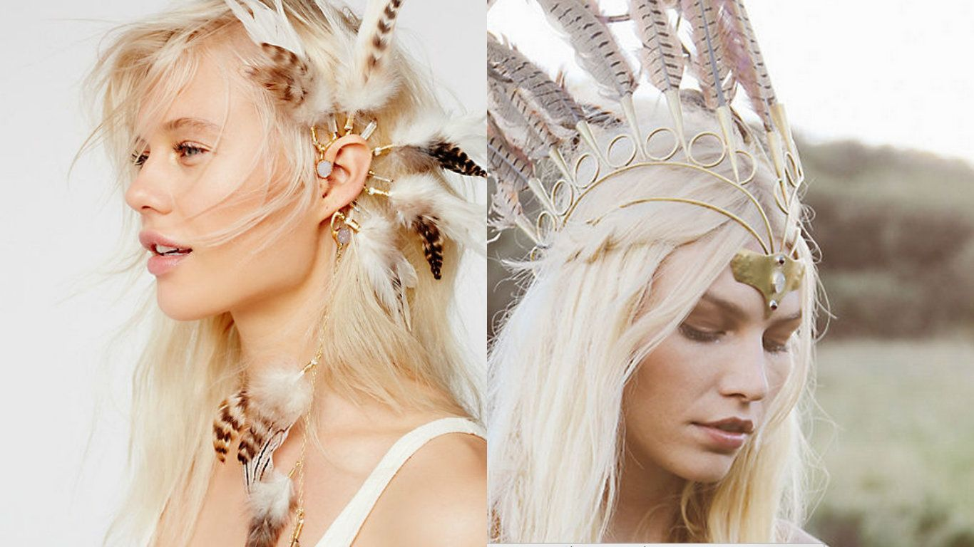 Free People Accused Of 'Disgusting Cultural Appropriation' Over Native American Festival