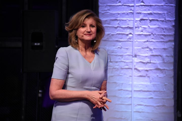 Arianna Huffington is on a mission to make sure people realize the benefits of adequate high-quality sleep.