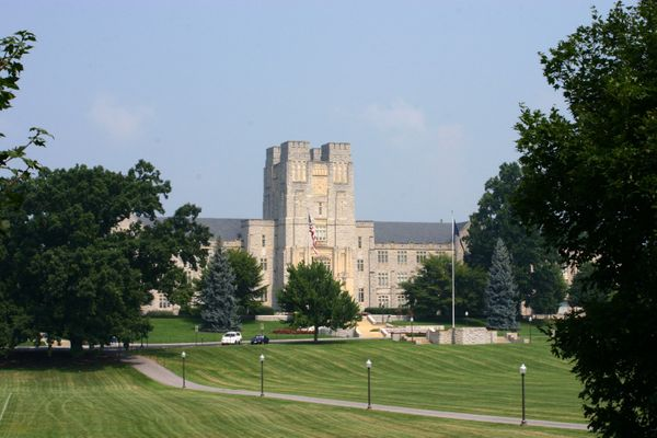 Another college town on the list, Blacksburg is home to Virginia Tech, with a strong economy and mild climate.