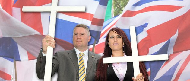 Britain First's London Mayoral Election Campaign Is