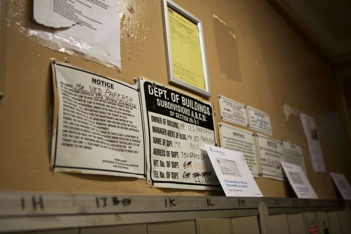 Tenants living at750 Grand Concourse, in the Bronx, filed a lawsuit against the owner, Ved Parkash, for failing to fix&