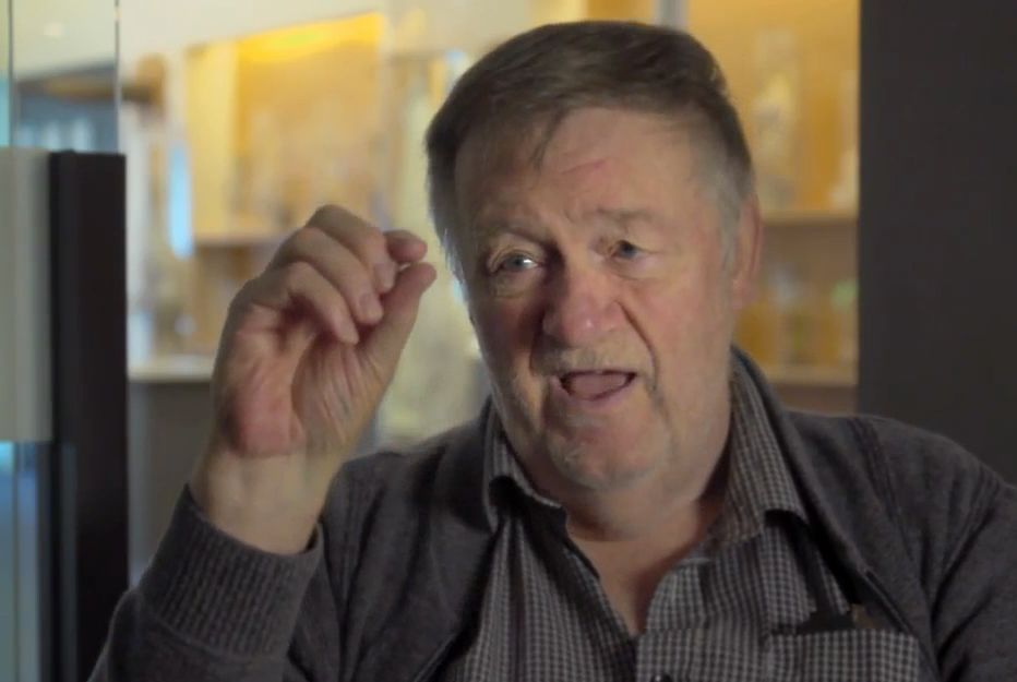Sigurour Hjartarson, founder and curator of the Icelandic Phallological Museum, discusses his fascination with the penis of the mouse.