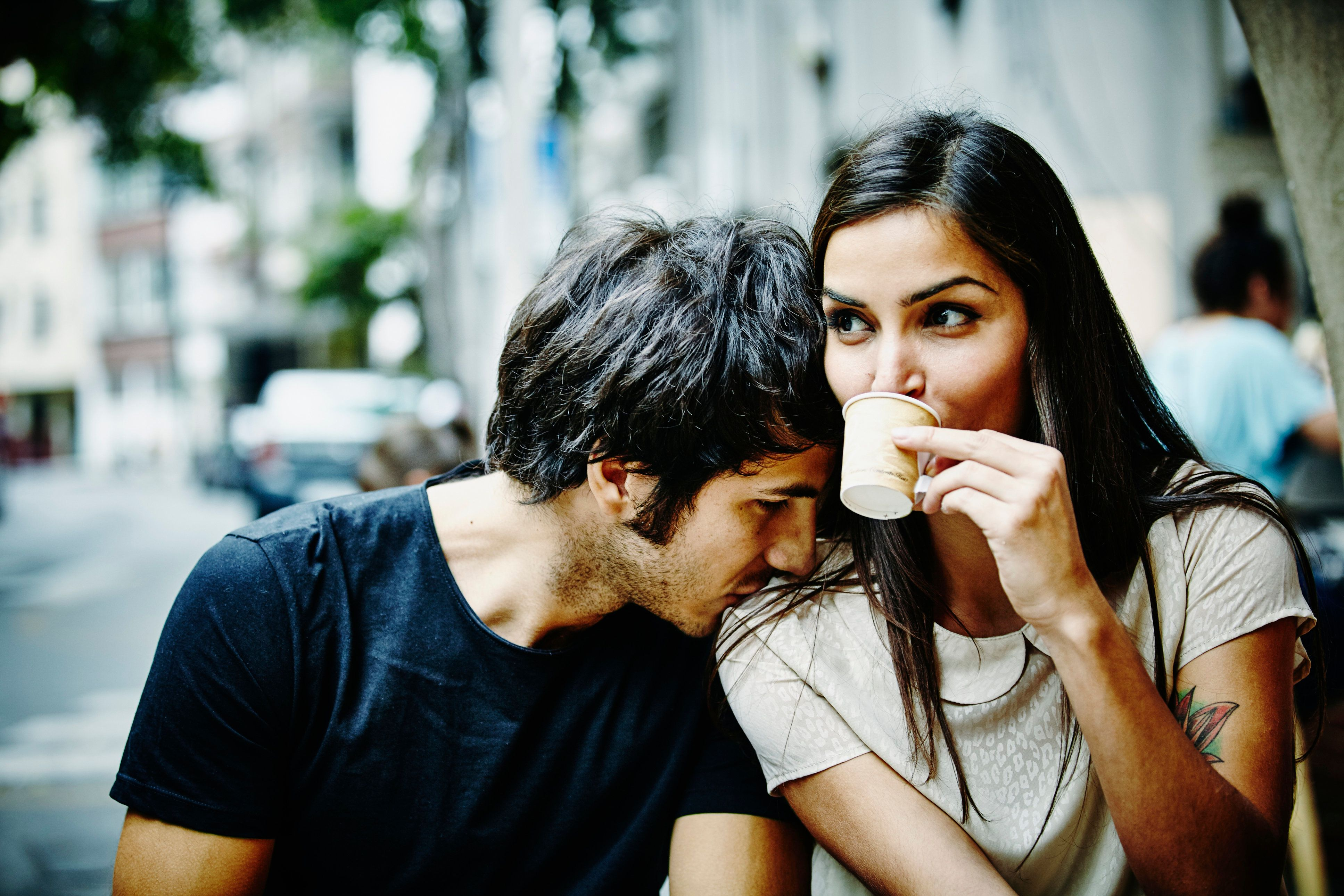 Ways Couples Say I Love You Without Saying A Word