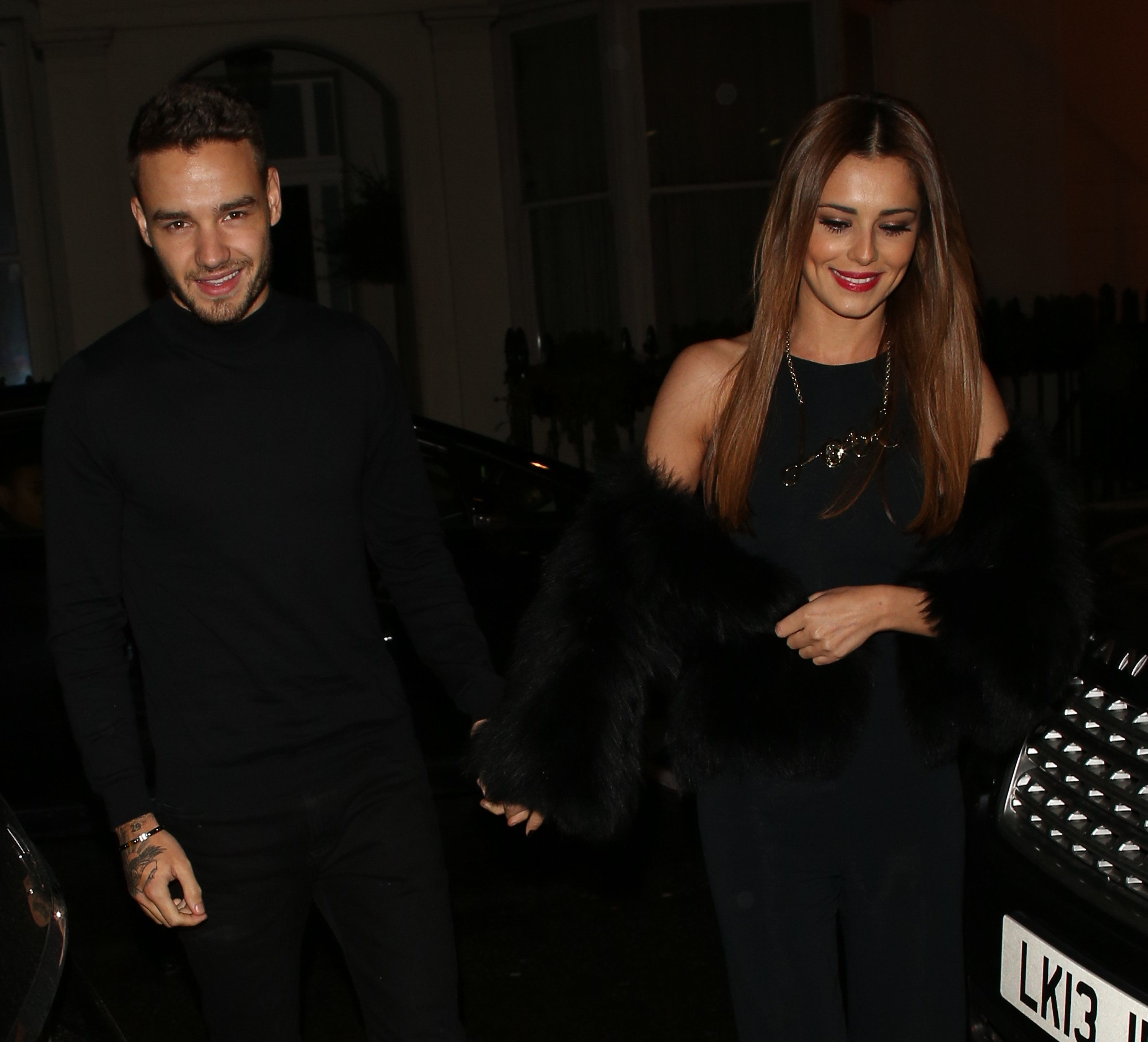 Cheryl Fernandez-Versini 'Moves Into Liam Payne's Luxury LA