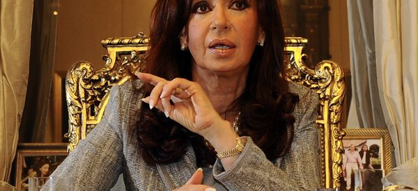 Argentina's Former President Faces Money Laundering Investigation