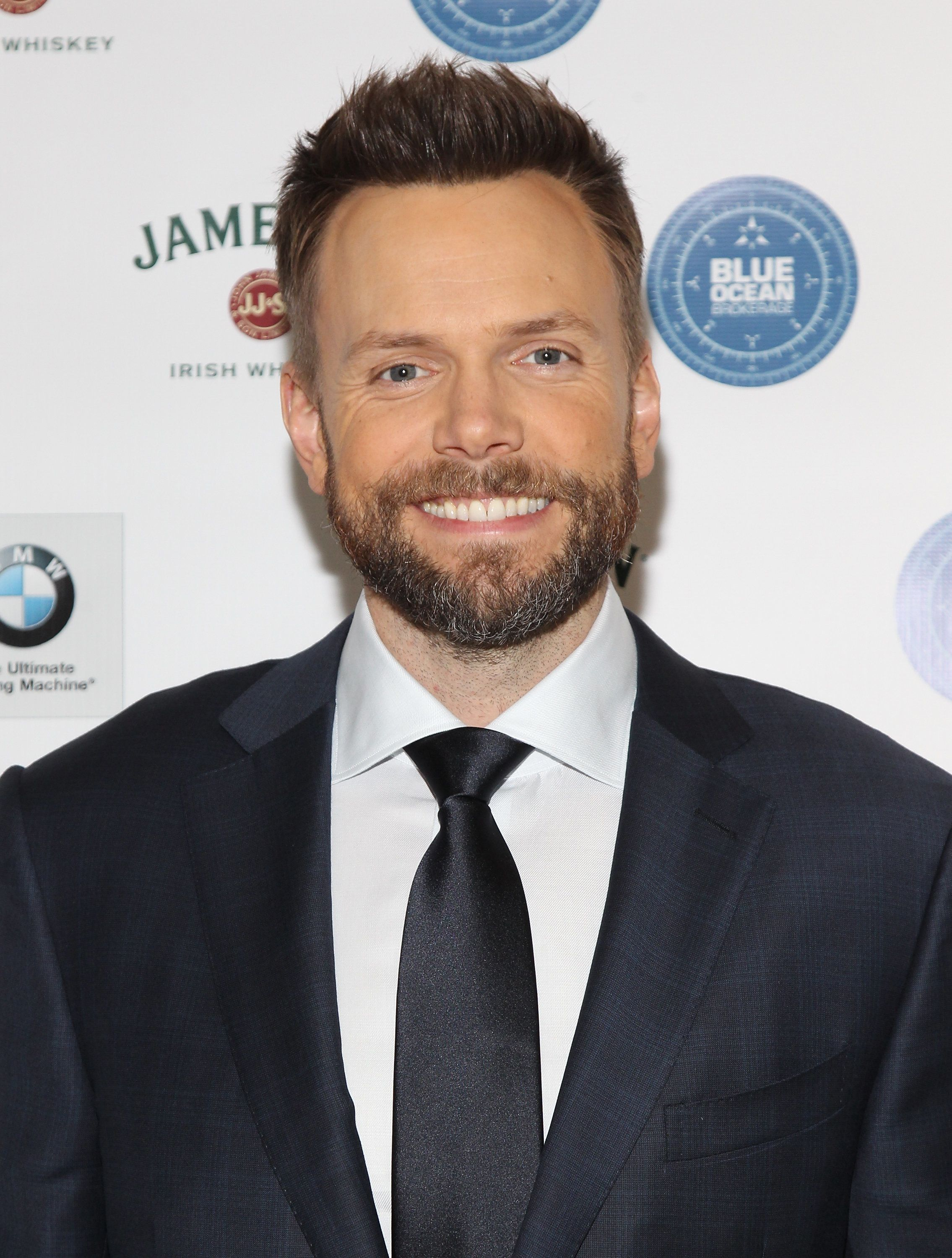 NEW YORK, NY - MARCH 10:  Actor Joel McHale attends the American Ireland Fund St. Patrick's celebration at Espace on March 10, 2016 in New York City.  (Photo by Bennett Raglin/Getty Images)