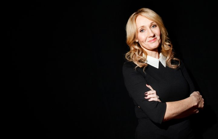 UK spies contacted J.K. Rowling's publisher after spotting what they thought could be an early copy of one of her Harry Potte