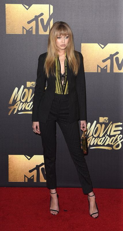 2016 MTV Movie Awards Red Carpet Shoes [PHOTOS] | Footwear News