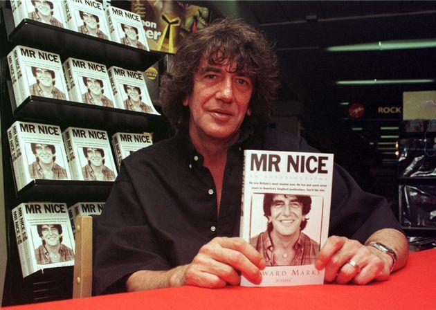 Howard Marks 'Mr Nice' Dies Of Cancer Aged