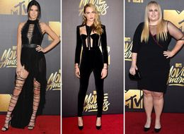 Sheer Outfits Ruled The MTV Movie Awards 2016