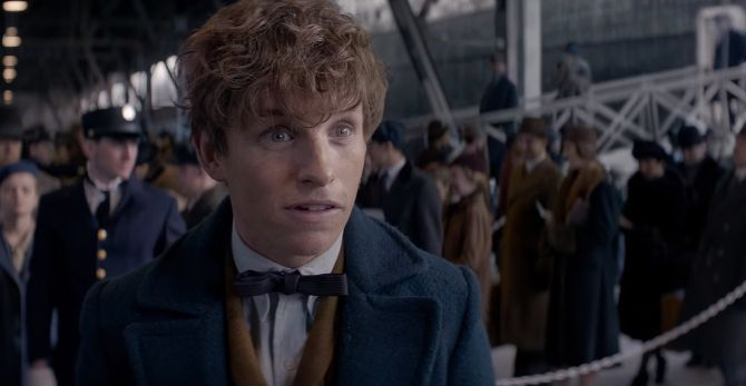 'Fantastic Beasts' Franchise Set To Be FIVE Films. Yes,