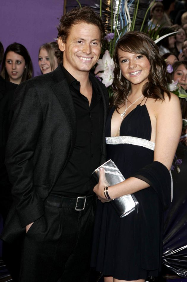Shana starred in 'EastEnders' alongside real-life brother Joe from 2004 to