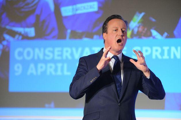 David Cameron Says George Osborne Should Publish His Tax Return