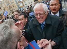 HUFFPOLLSTER: Bernie Sanders Is Outperforming Expectations