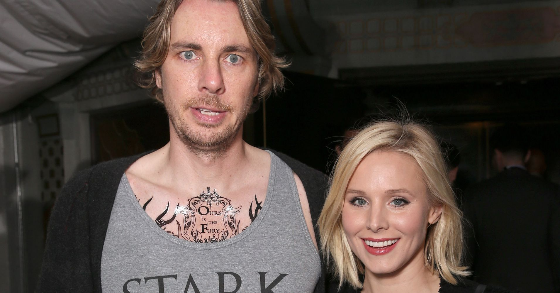 Kristen Bell And Dax Shepard's Matching Chest Tattoos Are ...