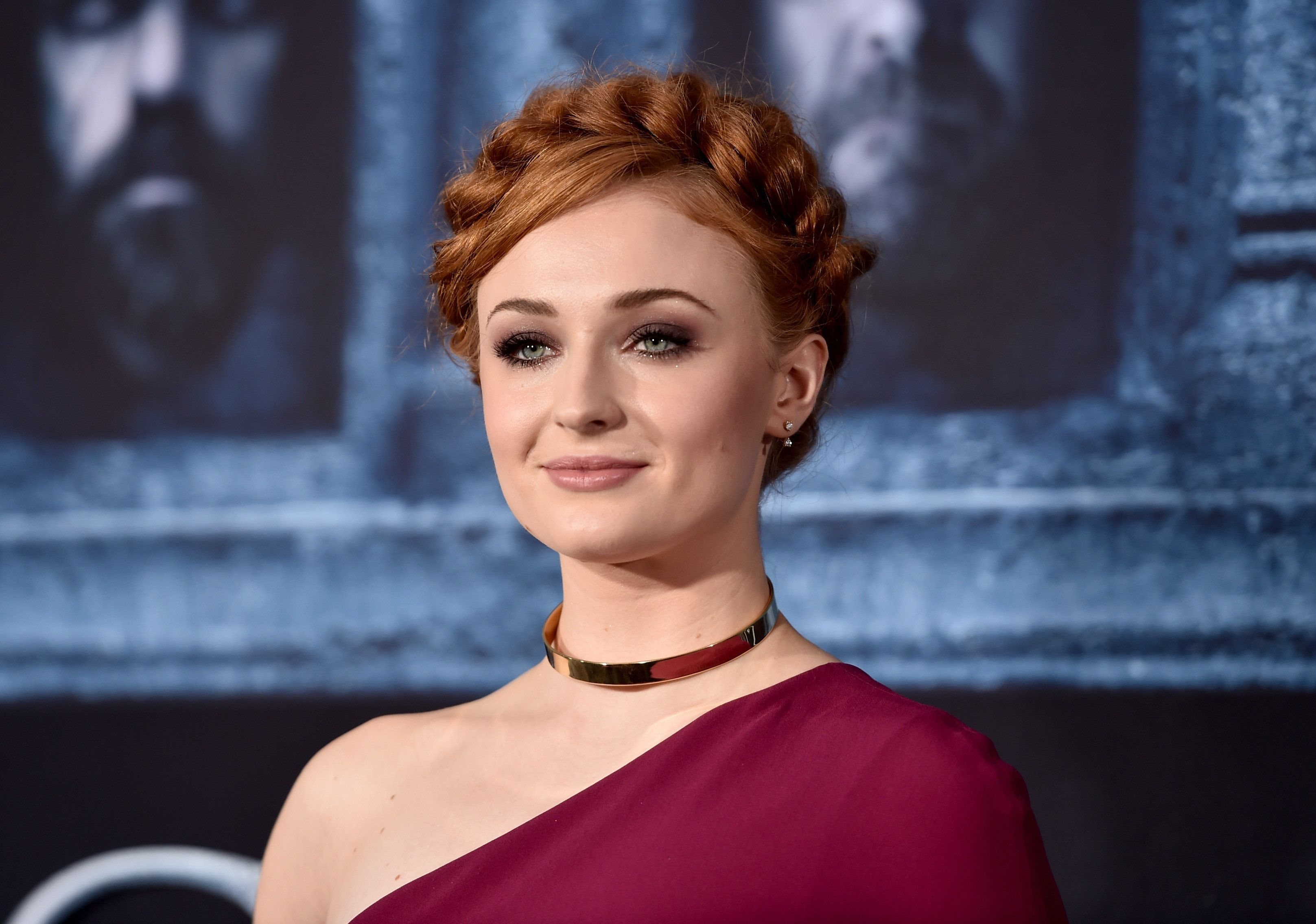 HOLLYWOOD, CALIFORNIA - APRIL 10:  Actress Sophie Turner attends the premiere of HBO's 'Game Of Thrones' Season 6 at TCL Chinese Theatre on April 10, 2016 in Hollywood, California.  (Photo by Alberto E. Rodriguez/Getty Images)