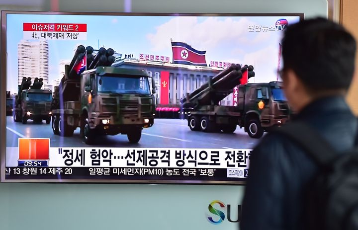 News of the defections comes amid tensions following the North's nuclear test and impending long-range rocket launch next mon