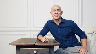 AUSTIN, TX - MARCH 14:  Founder of Headspace Andy Puddicombe is photographed in the Getty Images SXSW Portrait Studio powered by Samsung at the Samsung Studio on March 14, 2016 in Austin, Texas.  (Photo by Smallz & Raskind/Getty Images for Samsung)