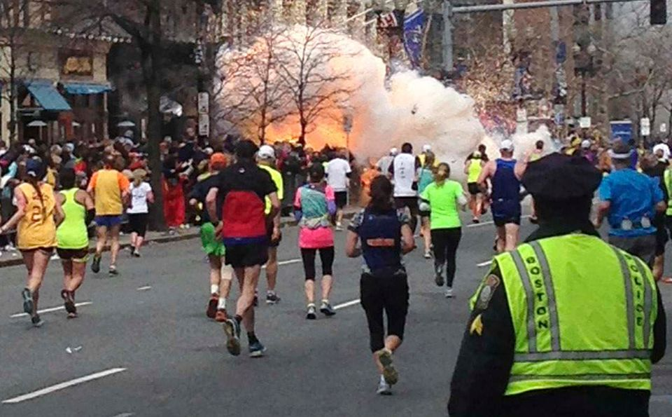She Lost Her Leg In The Boston Bombings. Now, She's Running The