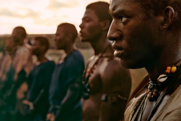 "Thirty-nine years after ""Roots"" shattered television records, the History Channel is rebooting the epic miniseries in an eigh"