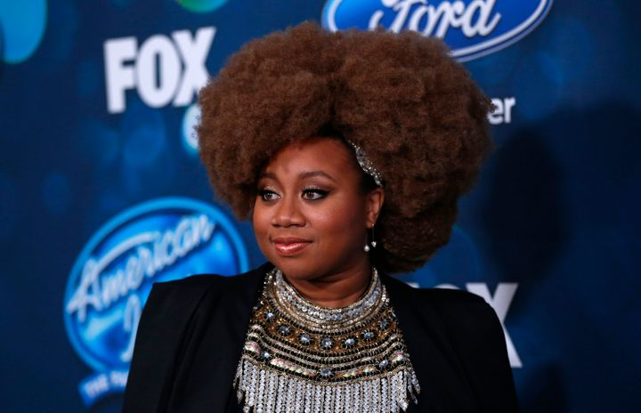 """""""I was just trying to honestly answer a question that actually caught me off-guard,"""" La'Porsha Renae said."""