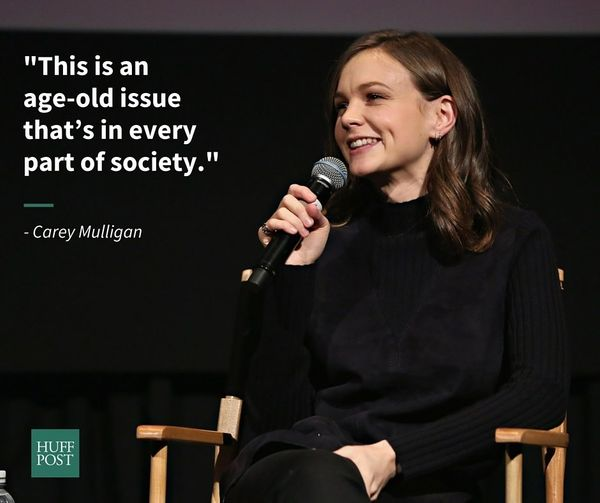 "In a November 2015 interview with <a href=""http://deadline.com/2015/11/carey-mulligan-suffragette-interview-feminism-jennifer"