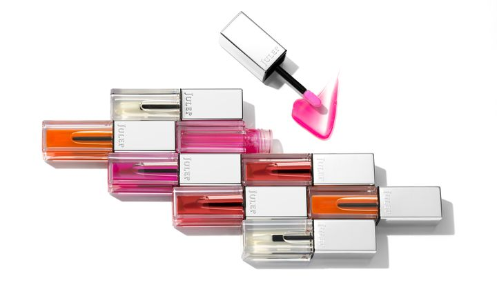 Julep Lip Oil and Tinted Lip Oil Treatment is formulated with four pure oils -- camellia, avocado, roesehip seed and grape seed.