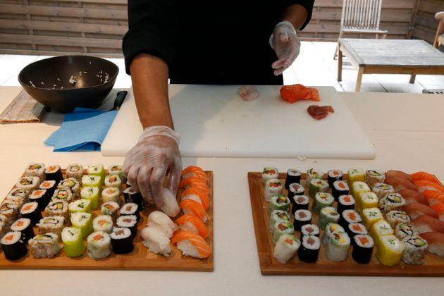 Maki, a Japanese delicacy, is sometimes associated with food poisoning, but food safety experts say such...
