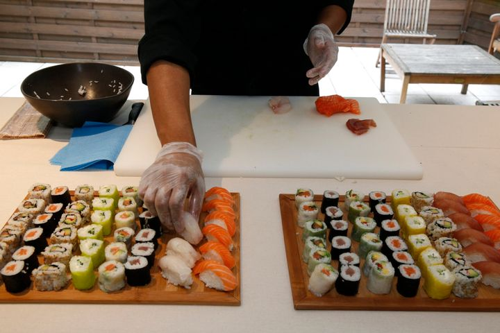 """Maki, a Japanese delicacy, is sometimes associated with food poisoning, but food safety experts say such """"ethnic"""" cuisines are not riskier to eat than others."""