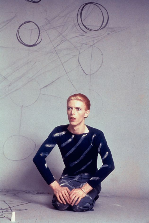 Never Before Published Photos Reveal Clues Bowie Left Before His Death Huffpost The mystical tree of life. never before published photos reveal