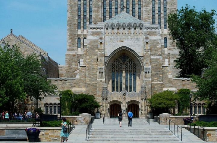 Yale University is ranked high on the list of schools for black students.