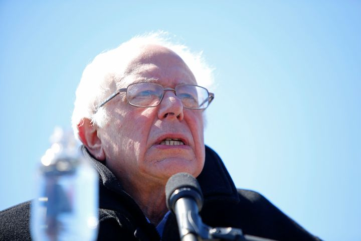 Sen. Bernie Sanders (I-Vt.) has released his own plan to make the Fed more accountable to the public. His campaign expressed