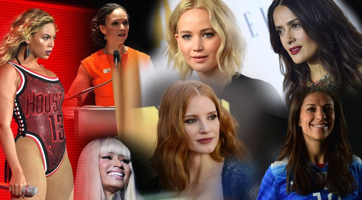 From Queen B to Melissa Harris-Perry and Jessica Chastain  -- these women are demanding they be paid what they're worth.