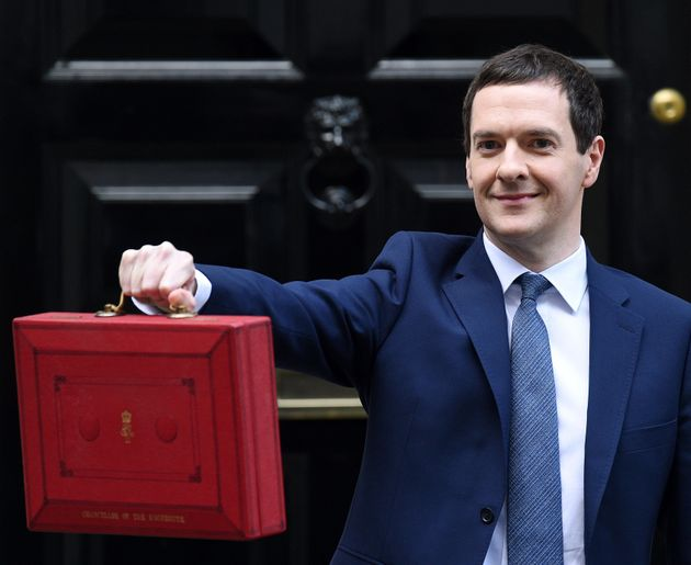 George Osborne Accused Of Talking 'B****cks' About How Rich He