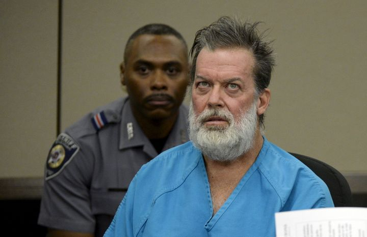 "Robert Lewis Dear, 57, said he was attacked Planned Parenthood for performing abortions and ""the selling of body p"