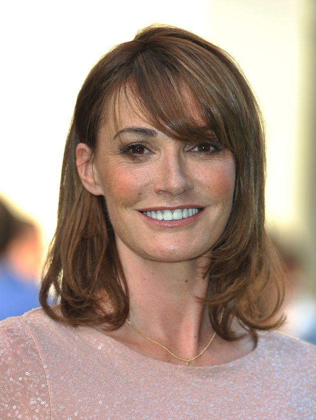 Sarah Parish is also joining the