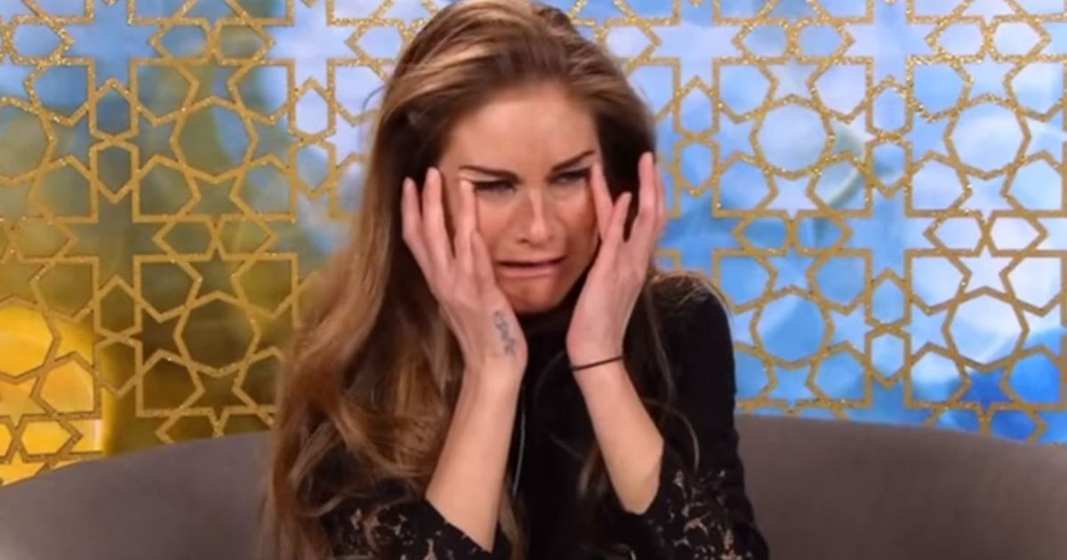 Nikki Grahame Has Epic Tantrum On 'Big Brother Canada ...